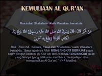 Mengenal Energi Al-Quran