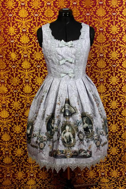lolita fashion, lolita wardrobe, kawaii, jfashion, auris lothol, eglcommunity, le portrait de marie, krad lanrete