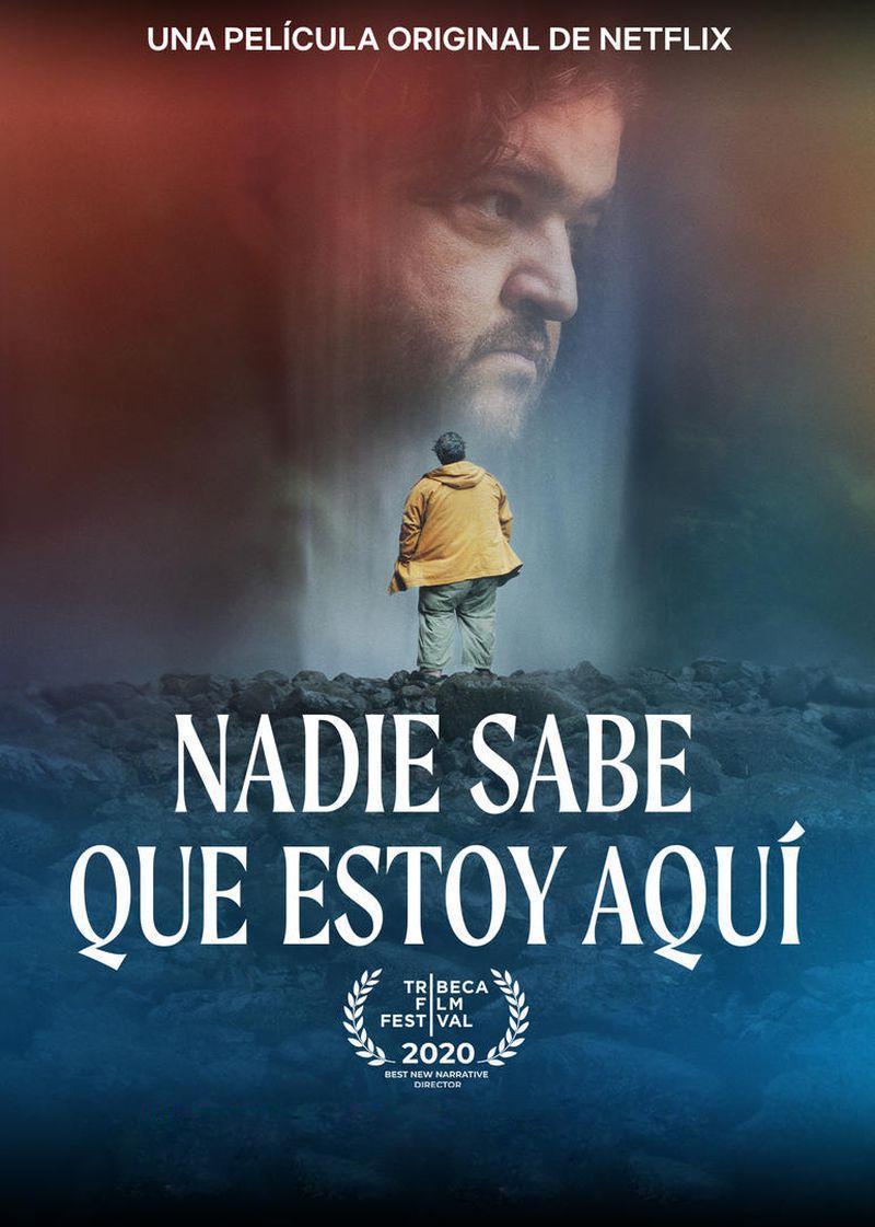 Nadie sabe que estoy aquí [2020] [DVDR] [NTSC] [Latino]