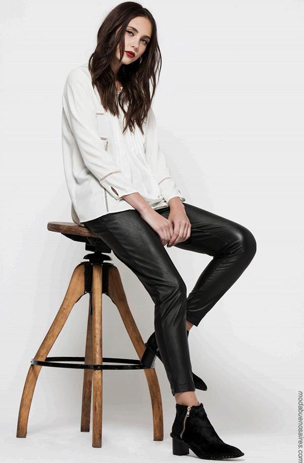 Moda invierno 2017 ropa de mujer tendencias de moda 2017.