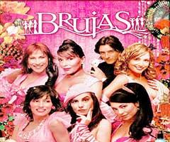 capítulo 46 - telenovela - brujas  - canal 13