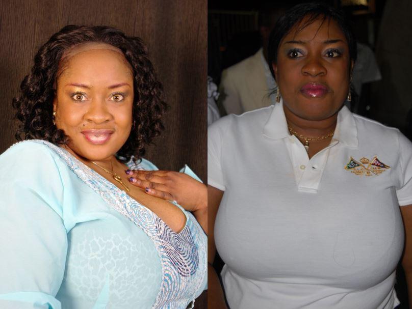 Image result for Actress Foluke Daramola boobs