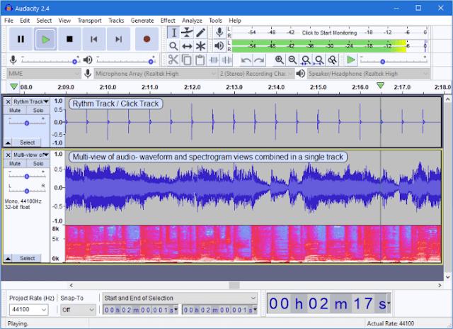 فصل الصوت عن الموسيقى بسهولة