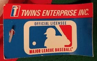 Twins Enterprise MLB licensee logo