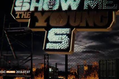 Lyrics and Video PENTAGON – Young (젊어)