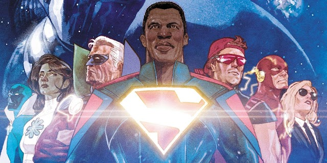 US News DC: Conheça Calvin Ellis, o Superman negro no Multiverso