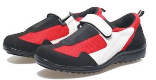Sepatu Anak Laki-Laki Pakai Perekat BIN 381