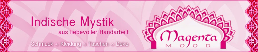 banner for e-shop Magenta Mood