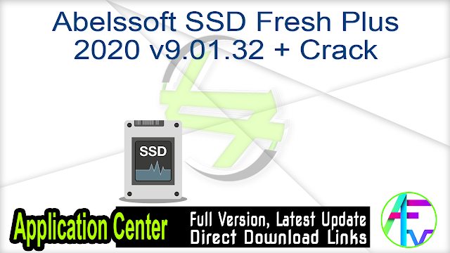 Abelssoft SSD Fresh Plus 2020 v9.01.32 + Crack