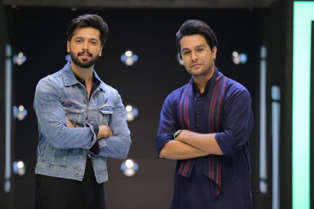 Jeeto Pakistan League | Gorgeous Clicks of Asim Azhar And Kinza Hashmi