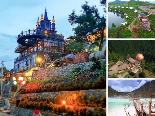 Tempat Wisata Favorit Bandung 2018