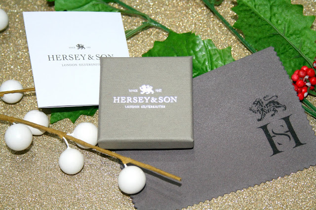 Hersey & Son London Silversmith Zodiac Necklace