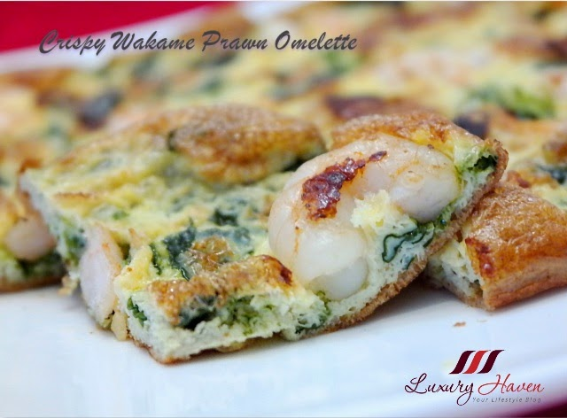 afc japanese nori wakeme prawn omelette recipes