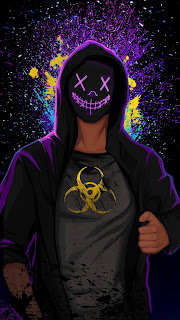 Anonymous Mobile HD Wallpaper