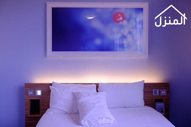 سرير و طراحة غرف نوم الفنادق