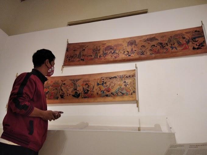 Pameran Jayengtilam, Tentang Seni Berkisah