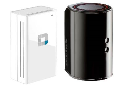 Wireless AC1200 Dual Band Gigabit Range Extender (DAP-1650) and Wireless AC750 Dual Band Range Extender (DAP-1520)