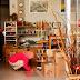 Melihat Keindahan Keramik di Pusat Industri Keramik Dinoyo