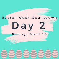 Come, Follow Me Book of Mormon: Easter Week Countdown from Simply Family Home Evening