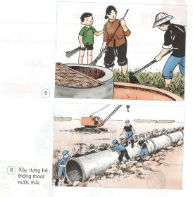 Để bảo vệ nguồn nước, bạn, gia đình và địa phương của bạn nên và không nên làm gì?
