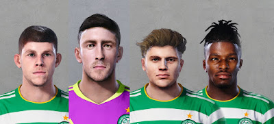 PES 2020 Facepack Celtic 6 by Ultra1312
