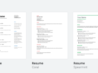 Google Docs Templates to Help Students Write Letters, Essays, Book Reports, and Resumes