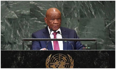 Lesotho PM, Thabane to step down... denies killing wife