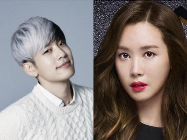 Kencan Se7en dan Lee Da Hae