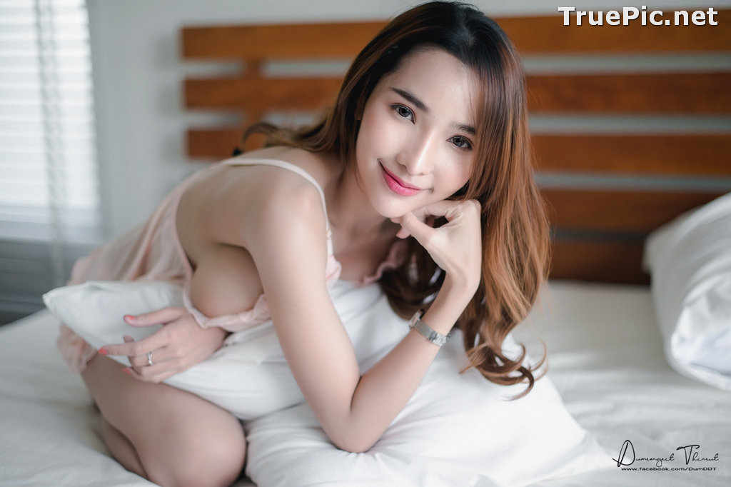 Image Thailand Model - Thanyalak Phantan - Cherry Pink Love - TruePic.net - Picture-2