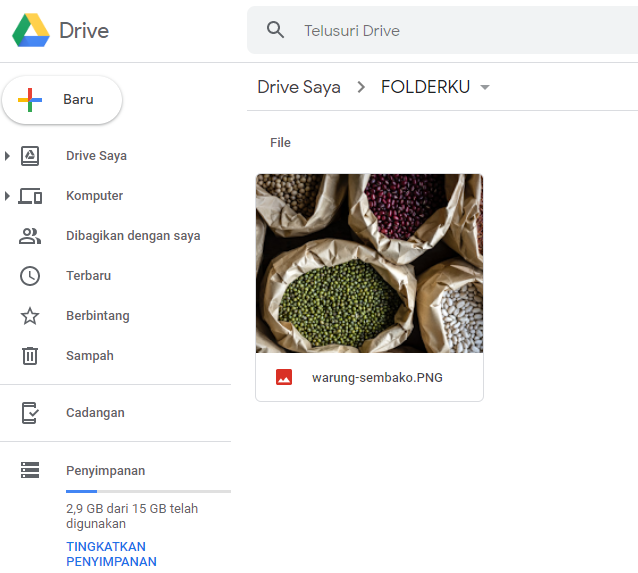 Cara download file di google drive,upload file dari google drive domarai