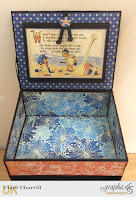 Sun Kissed Bureau and Mini Album 2 Clare Charvill Graphic 45