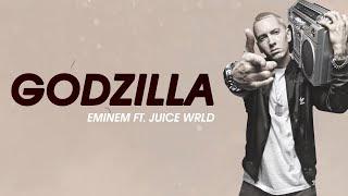 godzilla lyrics eminem feat juice world