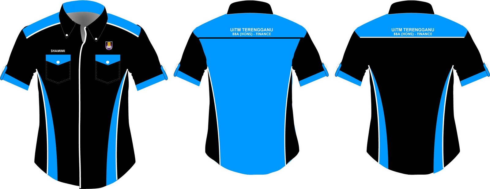 contoh design kemeja baju katalog