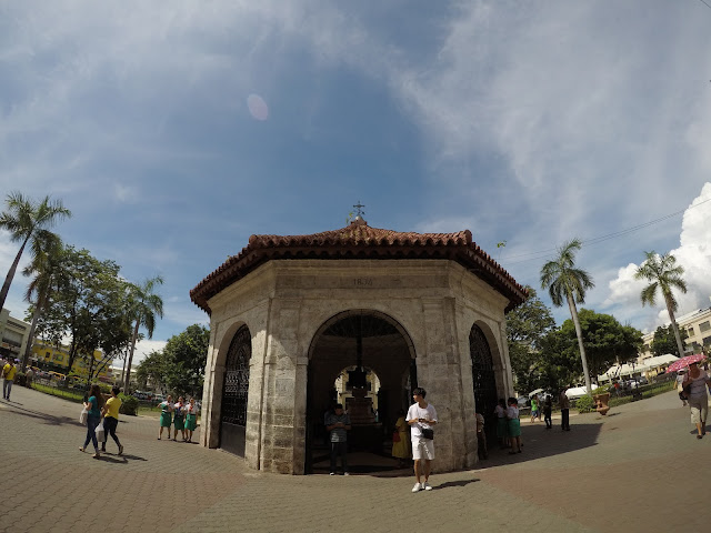 Magellan's Cross  Cebu Tourist Spot