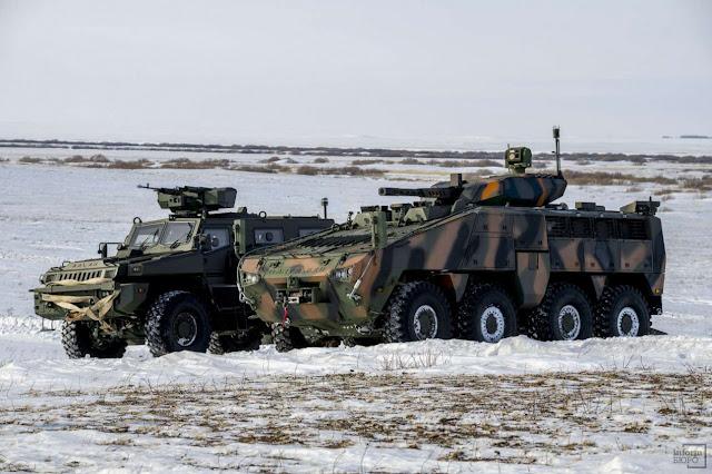 Armored Combat vehicules APC/IFV (blindés..) - Page 4 453