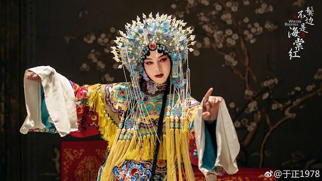 Winter Begonia cdrama Yin Zheng