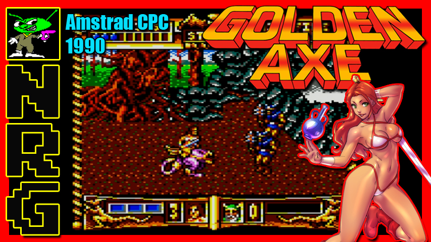 Indie Retro News: GOLDEN AXE