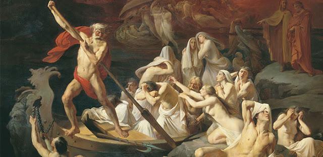Η Μεταθανάτια Ζωή στην Αρχαία Ελλάδα