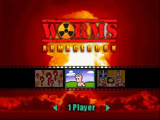 Jogue Worms Armageddon grátis online N64