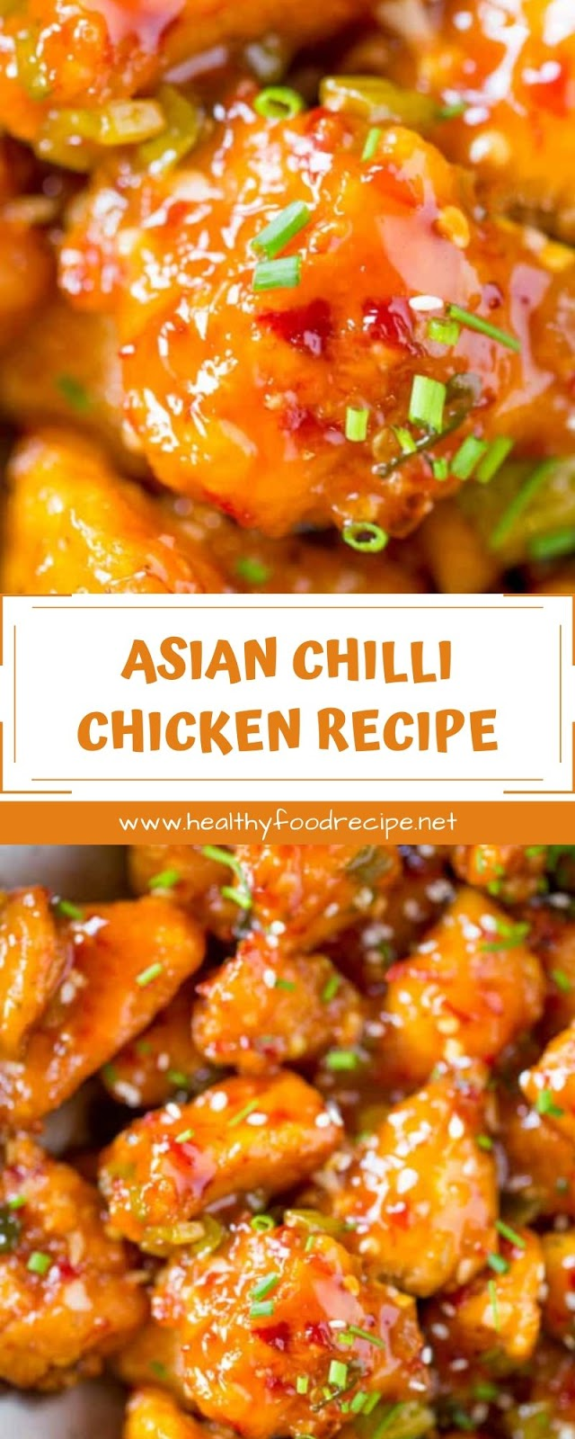 ASIAN CHILLI CHICKEN RECIPE