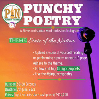 Pin punchy poetry