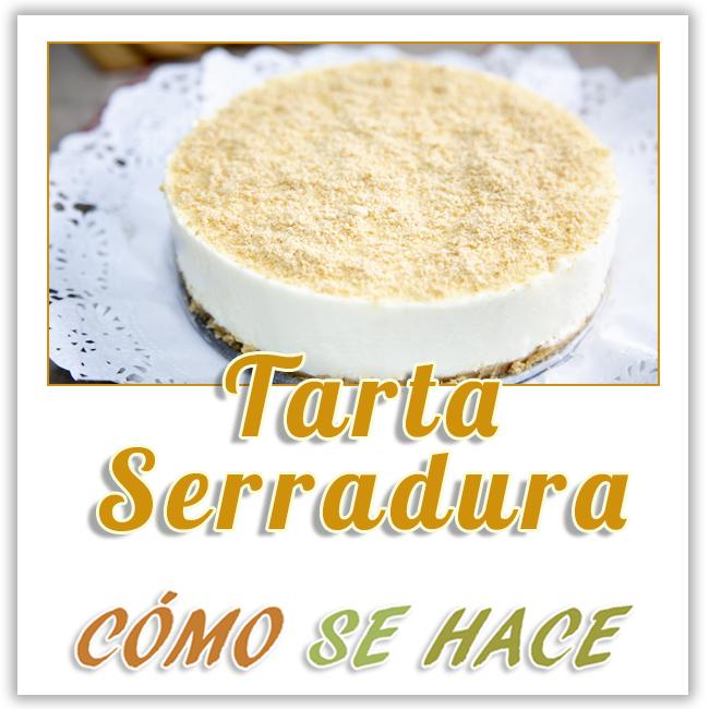 TARTA DE NATA PORTUGUESA. TARTA SERRADURA