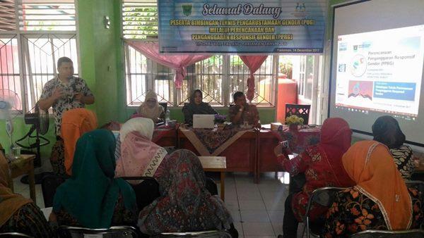 Kesetaraan Gender OPD Penting bagi Terlaksananya Program Pemerintahan Padangpariaman