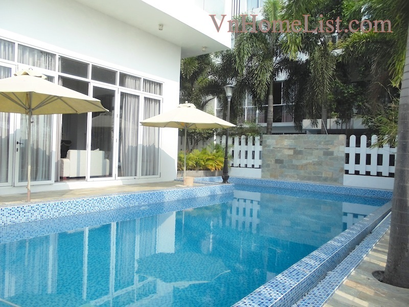 Villa in Vung Tau Luxury Rental