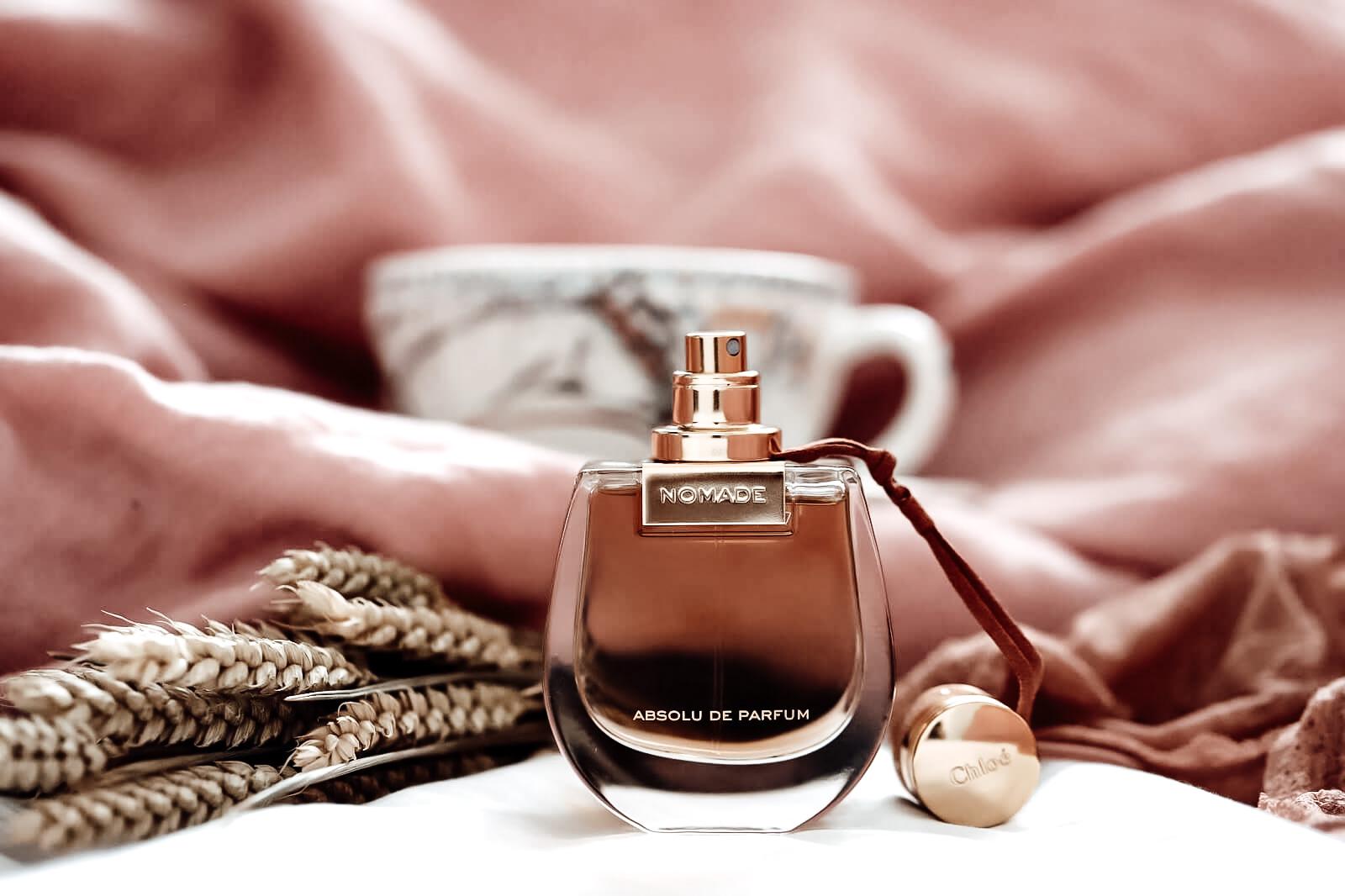 chloé nomade absolu de parfum test
