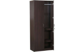 HomeTown Engineered Wood 2 Door Wardrobe For Rs 6199 (Mrp 20895) at Flipkart deal by rainingdeal.in