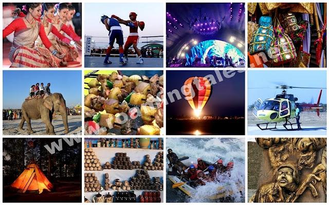 Dwijing Festival 2019-20 Schedule