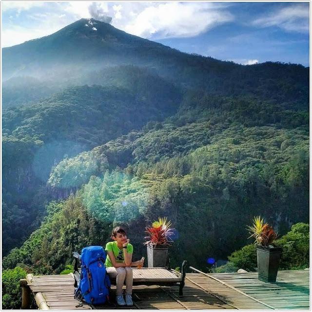 Panorama Petung Sewu ;Destinasi Wisata Mojokerto;