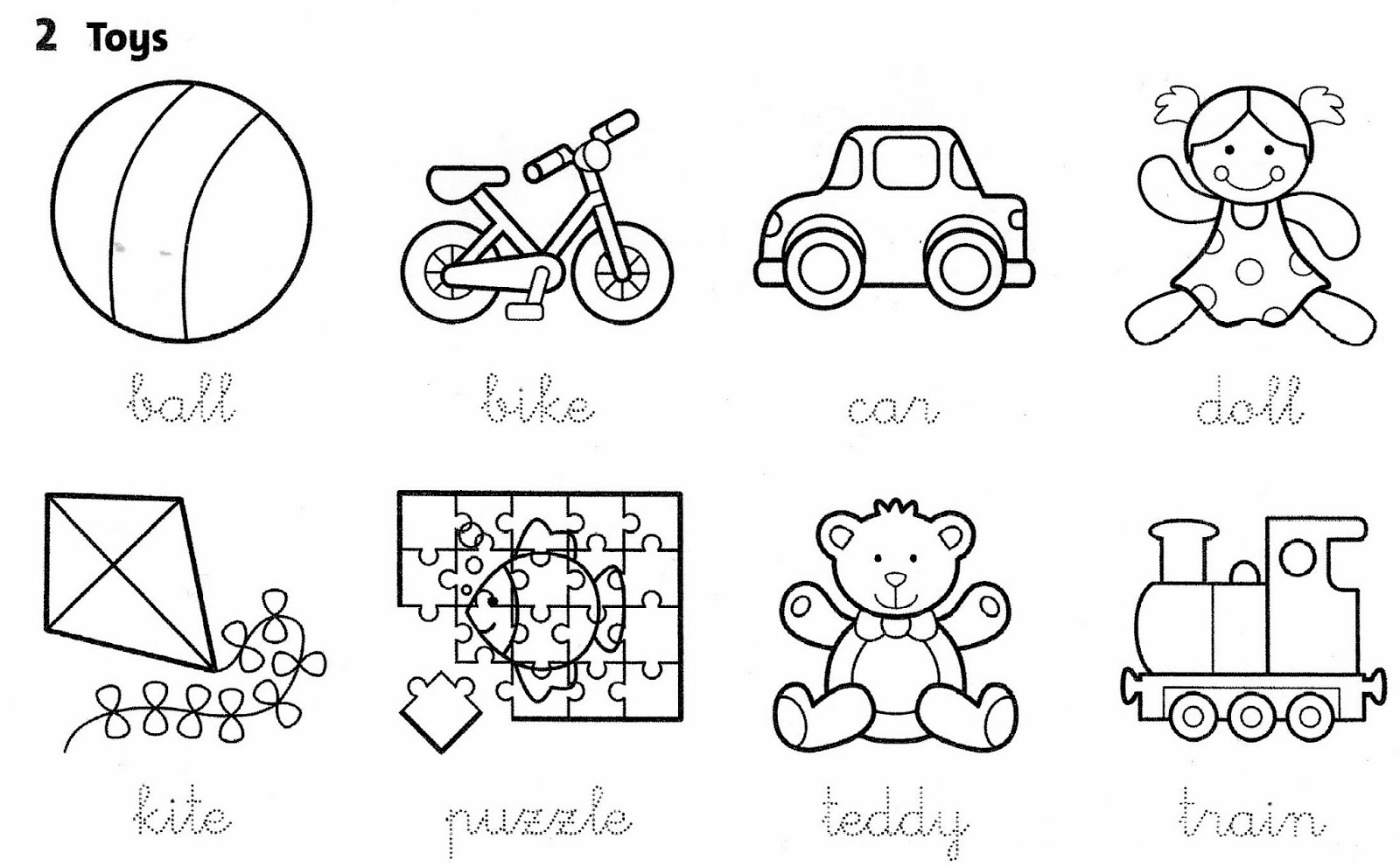 Workbooks ox cart man worksheets : 100+ [ Kindergarten Vocabulary Worksheets ] | Esl Vocabulary Tests ...