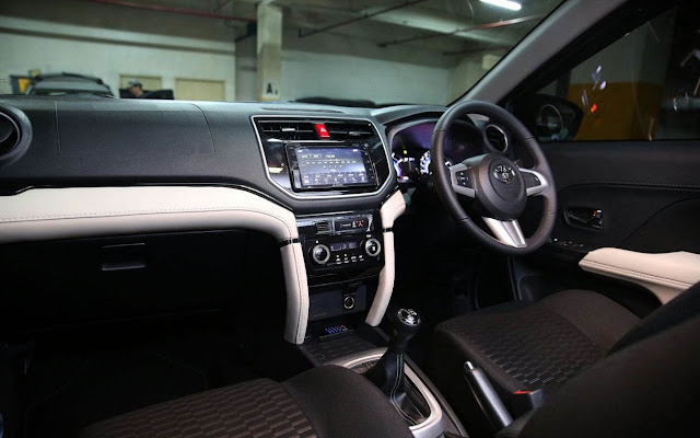 Toyota Rush, Pilihan Berkendara Keluarga Indonesia